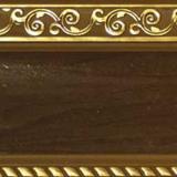 Бленда 70мм Есенин олива с золотом (25м)