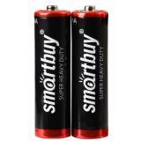 Батарейка AAA Мизинчиковая 1,5V R03 солевая Smartbuy (блистер 4шт) (48/960)