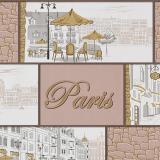 Париж 2 (кофе) обои влагостойкие 0,53*10 С1БР-ГП (Брянск) 24