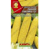 Кукуруза Ранняя Лакомка 121, 4г БП  (Аэлита) (10)