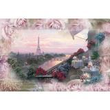 Вечерний Париж Фотообои VIP 16л 392*260см (Тула)