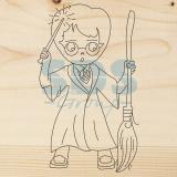 Доска для выжигания «Волшебник»
