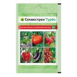 Средство  против хлороза и пожелтения листьев Секвестрен Турбо  25г (150)