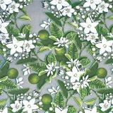 Панель стеновая ПВХ  Премиум цветок мандарина 0,992х0,629м (10)