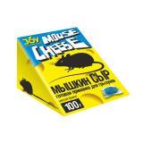 Средство против грызунов (мягкий брикет) Мышкин сыр Joy 100гр (24)