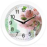 Часы настенные кварцевые ENERGY модель ЕС- 96 розы