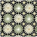 102E клеёнка Easy Lace 1,32*22м (зеленые цветы)