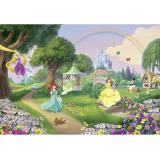 8-449 Фотообои «Принцессы в заколдованном саду.» 368х254см (Германия) /8