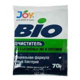Биоочиститель для выгребн ям и септиков Joy 70г (порошок) (20)