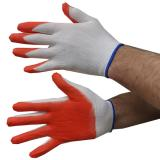 Перчатки х/б DH-9 белые  (12) НК
