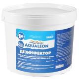 Таблетки Дезинфектор МСХ (медленный стаб. хлор) в таблетках по 20г., 0,9 кг