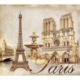 Ф Париж Фотообои на флиз. основе 300х270 см (Тула)