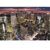 Ф Ночной город Фотообои на флиз. основе 400х270 кожа см (Тула)
