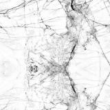 008187 пленка самоклеющаяся (мрамор зеленый) 0,45*2м (Скрап) 20