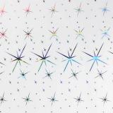 Панель ПВХ звезды голография А-Пласт 2700*250*8мм (10)