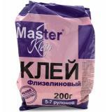 Клей обойный Мастер Кляйн флизелиновый (пакет) 200гр (24)