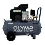 Компрессор воздушный OLYMP MACHINERY 1.5кВт  24л  8бар  200л/м