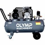 Компрессор воздушный OLYMP MACHINERY 2,5кВт  100л  10бар  300л/м