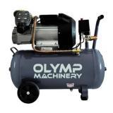 Компрессор воздушный OLYMP MACHINERY 2.5кВт  50л  8бар  450л/м