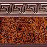 Бленда 55мм Греция/Меандр карельская берёза (60м)