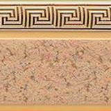 Бленда 55мм Греция/Меандр песок (60м)