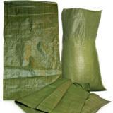 Мешок для строительного мусора 55*95 зеленый полипропилен (100)