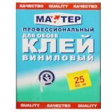 Клей обойный Мастер виниловый 200гр (36)