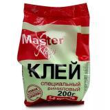 Клей обойный Мастер Кляйн специальный виниловый (пакет) 200гр (24)
