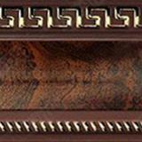 Бленда 68мм Версаче/Меандр карельская берёза (60м)