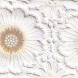 049C клеёнка Easy Lace 1,32*22м (бежевый цветок)