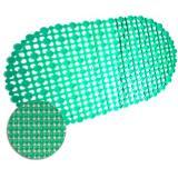 Коврик SPA 69*39см сеточка св-зеленый (30)