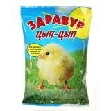 Добавка кормовая для дом.птицы Здравур Цып-Цып 250гр (40)