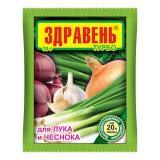 Удобрение Здравень Лук Турбо  30гр (150)
