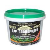 Удобрение Гуми 30 Дар плодородия (паста, концентрат биоактив.гумус.удобрения) 0,5кг (12)