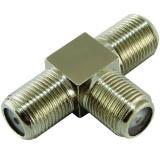 Соединитель кабеля тройник (гнезда)  TDM (100)