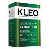 Клей обойный Kleo Оптима бумажный 160гр (7-9 рул) (20)