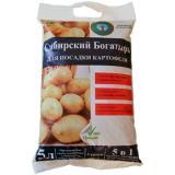 Удобрение  Органика Сибирский богатырь картофель 5в1 5л (6)