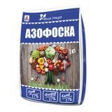Удобрение Азофоска (NPK 17-17-17) 1кг (25)