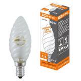 Лампа накаливания  Е14 60 Вт
