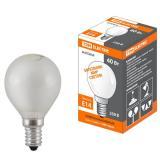 Лампа накаливания  Е14 40Вт