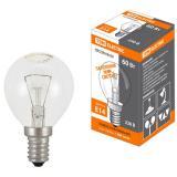 Лампа накаливания  Е14 60Вт