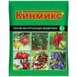 Средство от вредителей листогрызущих Кинмикс  2,5мл (200)