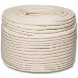 Веревка х/б ф4мм 10м