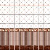 Панель ПВХ Unique Времена года (фон) 2700*250*8мм (12)