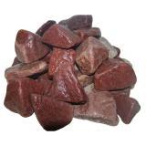 Камень Кварцит малиновый обвалованный 20 кг