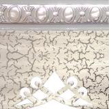 Бленда 70мм Моцарт серебро элегант (25м)