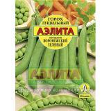 Горох Воронежский зеленый 25г, раннеспелый (Аэлита) (10)