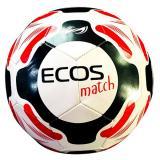 Мяч футбольный  ECOS Match (микс цветов) (24)