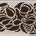 3-х рядные  потолочные (бленда Жаклин)